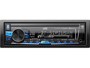 JVC KD-X320BTS Single DIN Bluetooth In-Dash Digital Media Receiver w/ Pandora & SiriusXM Ready