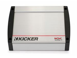 Kicker KX-Series 1200 Watt Class-D Monoblock Amplifier 40KX12001