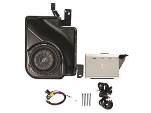 Kicker PSIEXT07 Audio Upgrade Kit for 2007-2013 Chevrolet Silverado/GMC Sierra