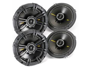 Kicker CS speaker package - Two pairs of Kicker CS Series 6-1/2 Inch Coaxial 40CS654