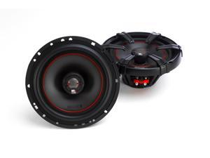 "MB Quart XK1116 6-1/2"" X-Line Series 2-Way Coaxial Car Speakers"