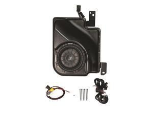 KICKER Amp & Sub 14-Up Chevy Silverado/Sierra Double Cab 1500 & 15-Up Chevy Silverado/GMC Sierra Double Cab 2500/3500