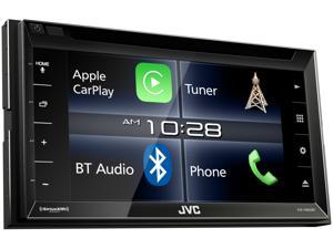 "JVC KW-V820BT 6.8"" In-Dash DVD with Apple CarPlay, HDMI, Idata Maestro compatible"