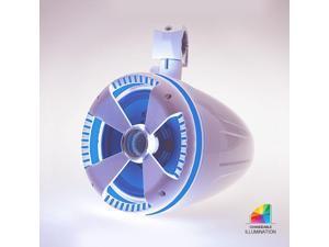 "Soundstream LED-6RGB Pair (2) of 6.5"" RGB LED Speaker Rings"
