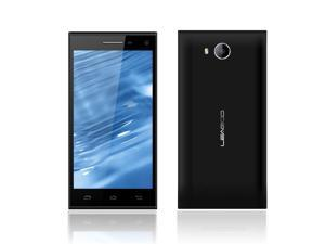 LEAGOO Lead 5 Smart Phone Android 4.4 MTK6582 Quad Core 5  IPS Screen 1GB RAM 8GB ROM 3.2MP 8MP Dual Cameras