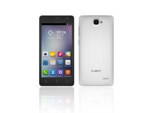 Cubot S168 Smart Phone Android 4.4 MTK6582 Quad Core 5  IPS Screen 1GB RAM 8GB ROM 5MP 8MP Dual Cameras