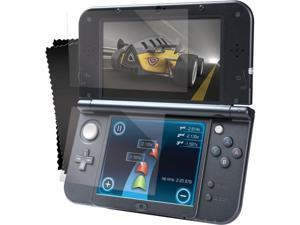 DREAMGEAR DG3DSXL-2265 Nintendo 3DS(R) XL Screen Protector Pack