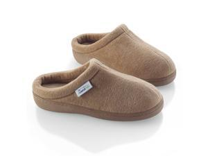 Tempur-Pedic Classic Velour Slippers, His/Hers