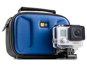 GoPro Camera Case By Case Logic | Molded, Cushioned Hard-shell Portable Carry...