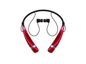 LG Electronics Tone Pro Bluetooth Headset - Retail Packaging - Pink