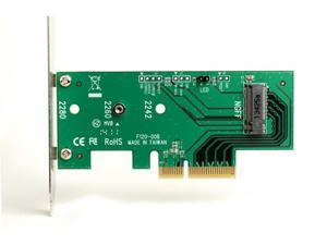 DT 120 - M.2 PCIe to PCIe 3.0 x4 Adapter (support M.2 PCIe 2280, 2260, 2242)