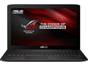 "ASUS ROG GL552VW Gaming Laptop - 6th Generation Intel Core i7-6700HQ, NVIDIA GeForce GTX 960M 2GB GDDR5, 15.6"" Full HD IPS Display, Windows 10 Home, 128GB Performance SSD, 8GB DDR4 RAM"