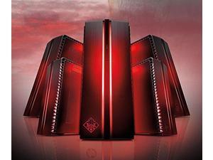HP OMEN 870 Ultra Performance VR Ready Desktop PC (Intel Core i7-6700K Liquid Cooled CPU, 8GB GDDR5X NVIDIA GTX 1080 Graphics, Windows 10 Professional, 512GB SSD + 3TB 7200RPM Storage, 64GB DDR4 RAM)