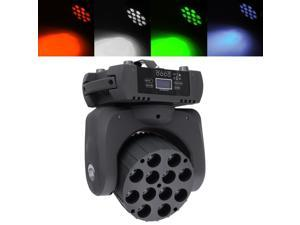 12x10w 4 in 1 RGBW Led Moving Head Beam Light DMX Disco Party Club Pub Show Band