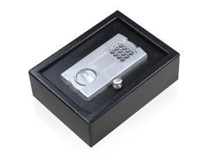 "Electronic Digital 12"" X 9"" Keyless Keypad Safe Gun Pistol Lock Car RV Cash Box"