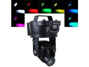 15w Moving Head Stage Light RGB LED Mini Lighting DMX Disco Party Club Pub Show