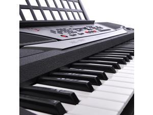 61 Key Electric Piano Digital Personal Electronic Music Keyboard Beginner