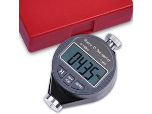 Durometer Digital Hardness Tester Meter 100HA 100HD Option For Shore A or Shore D