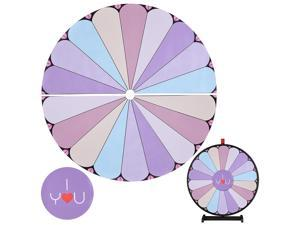 """WinSpin™ 8 Pcs 30"""" Prize Wheel Template Background Replacement 8 Holiday Christmas"""
