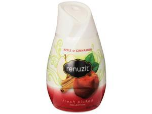 Renuzit Adjustables, Apple & Cinnamon, 7.5 oz (Pack of 12)