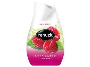 Adjustable Air Freshener, Raspberry Scent, Solid, 7 oz 12pk