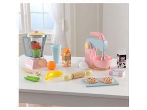 KidKraft Pastel Smoothie & Baking Set