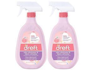 Dreft Fabric Refresher & Odor Eliminator - 22 oz - 2 pk