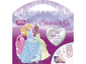 Disney Princess Stickers to Go