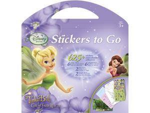 Disney Fairies Stickers to Go
