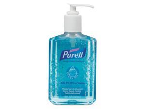 Purell Instant Hand Sanitizer Pump Bottle Ocean Mist 8oz x 12