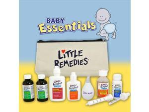 Little Remedies Baby Essentials Kit with Travel Bag - Everything They Need, Nothing They Don't!