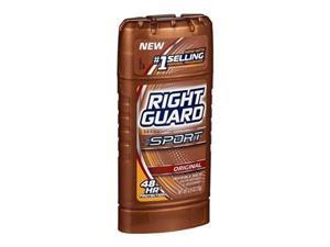Right Guard Sport Deodorant Original Invisible Solid