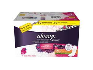 Always Discreet Liners, Very Light, Long (176 ct.) 80246861