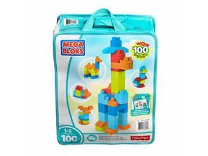 Mega Bloks by Fisher Price, 100 Pieces