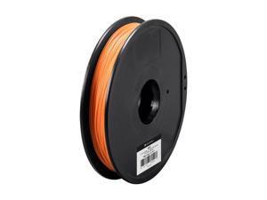 MP Select ABS Plus+ Premium 3D Filament, 0.5kg 1.75mm, Orange