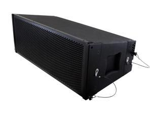 Stage Right MiniRay 652 Active Line Array Dual 6.5-inch with 1.5-inch Compression Driver 300W