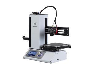 Monoprice Select Mini 3D Printer with Heated Build Plate, Includes Micro SD Card and Sample PLA Filament - 115365 - White