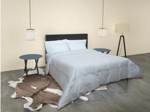 260 TC 650 loft summer fill Queen size 27oz white goose down comforter