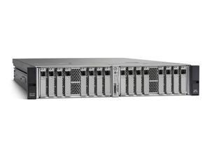 CISCO UCSC-C420-M3 16 Bay 2x 2.70Ghz E5-4650 7x 146GB 15K 64GB