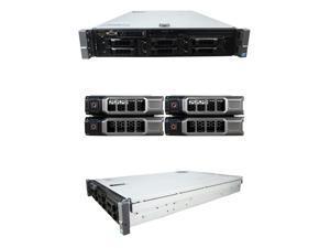 DELL PowerEdge R710 6 Bay Server2 x 2.40Ghz E5620 Quad Core 32GB 4 x 1TB 7.2K SATA 2 x PSU PERC 6/i DVD-ROM iDRAC Express Bezel Rails Windows Server 2008 R2 Evaluation Edition