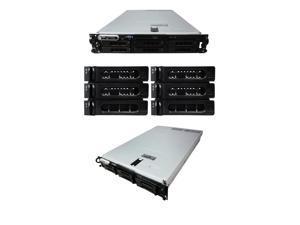 DELL PowerEdge 2950 Gen III 6 Bay Server2 x 2.83Ghz E5440 Quad Core 32GB 6 x 300GB 15K SAS 2 x PSU PERC 6/i DVD-ROM DRAC5 Windows Server 2008 R2 Evaluation Edition