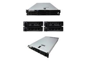 DELL PowerEdge 2950 Gen III 6 Bay Server2 x 2.83Ghz E5440 Quad Core 16GB 4 x 1TB 7.2K SATA 2 x PSU PERC 6/i DVD-ROM Bezel Windows Server 2008 R2 Evaluation Edition