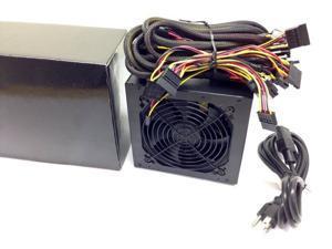 Quiet 850 Watt 850W for Intel AMD PC ATX Power Supply SLI PCI-E 120MM Fan