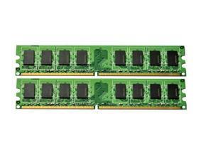 2GB DDR2 PC4200 533 PC2-4200 2x1GB DESKTOP MEMORY