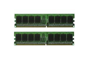 4GB (2x2GB) DDR2-667 ConRoe1333-D667 R1.0 Motherboard Memory PC2-5300