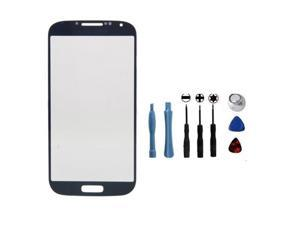 Black Front Screen Glass Lens Replacement Tool Kit for Samsung Galaxy S3 i9300