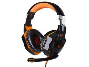 EACH G2000 Gaming Headset Stereo Surround Headband Headphone w/Mic for PC Laptop