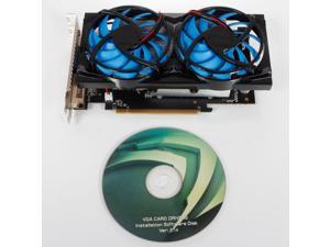 Vamery GTX650Ti Durable CPU 2GB 384Bit GDDR3 PCI-E Graphics Video Card