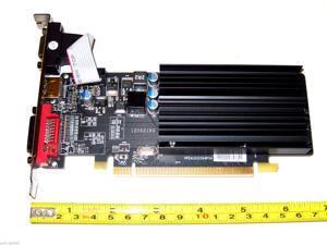 ATI Radeon HD 5450 2GB PCI Express PCI-E x16 Dual Monitor Display View Video Graphics VGA Card