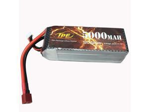 RC Lipo battery 3S 11.1V 5000mah 52C Battery for RC Helicopter RC Airplane RC Hobby with Dean-Style T Connector